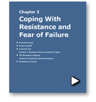 Coping with Resistance and Fear of Failure